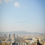 Zeus view over Barcelona Teresa Neal photographer